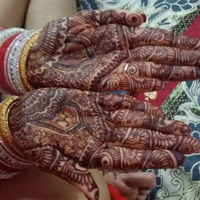 Bridal Henna - Intricate by Nakreze Mehndi - 041