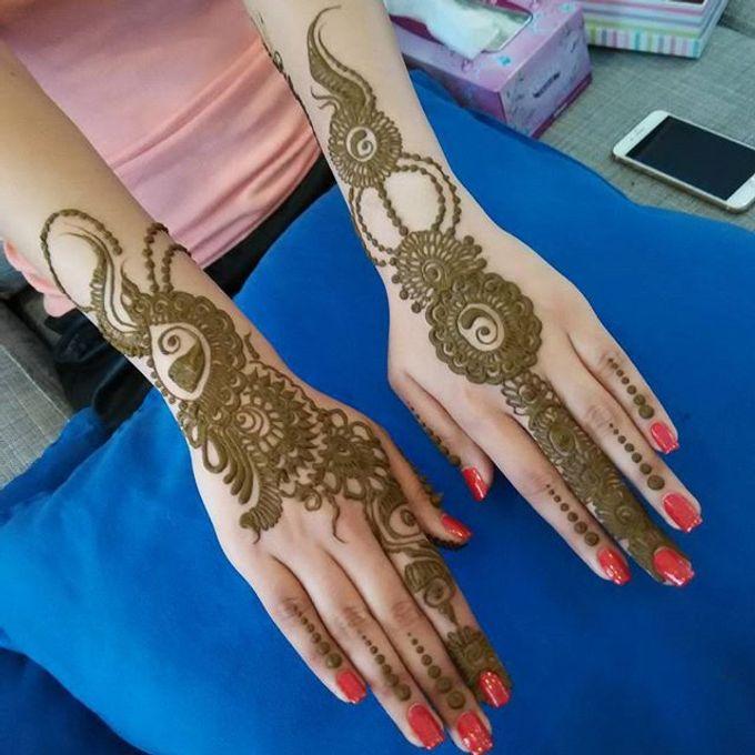 Henna for Events - Group  by Nakreze Mehndi - 015