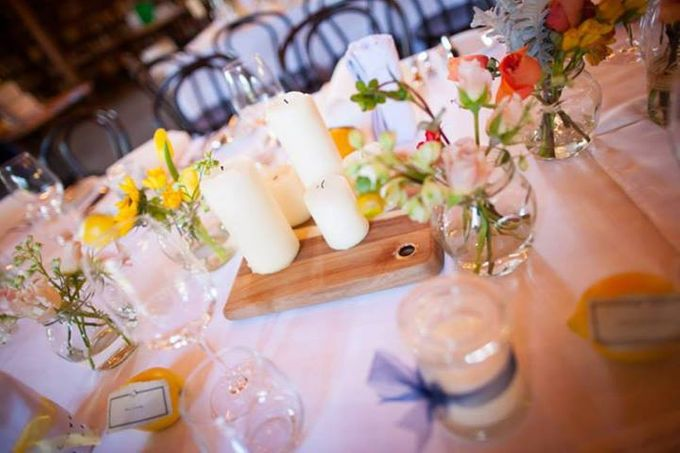 Bookbarn Wedding Decor by Fleuri - 009