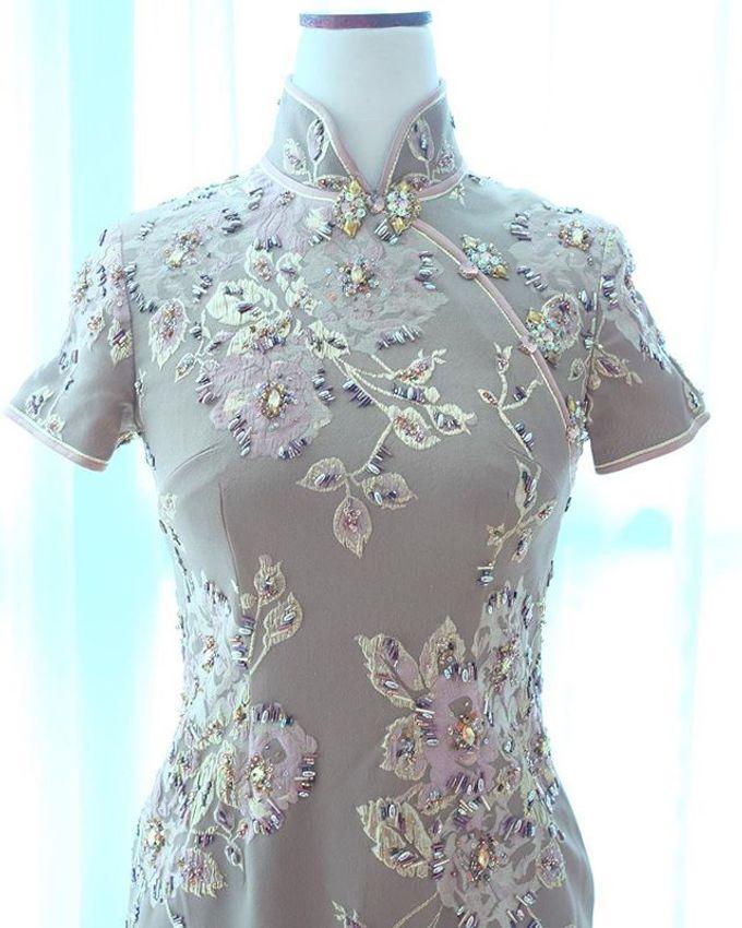 NEW ARRIVALS -EVENING DRESS by LAMIIK BRIDAL - 033