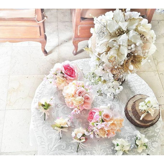 More Than Beautiful by LUX floral design - 022
