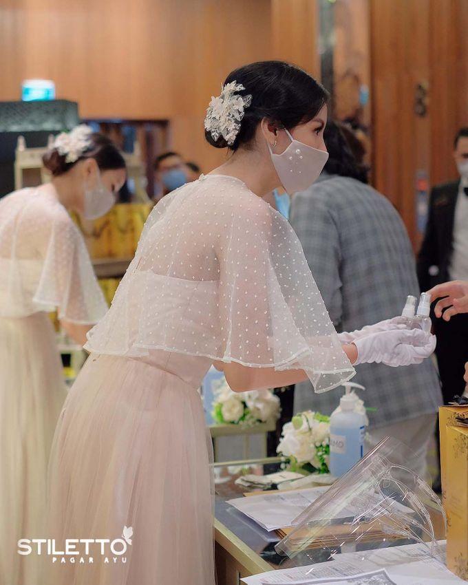 New normal wedding  by STILETTO PAGAR AYU - 041