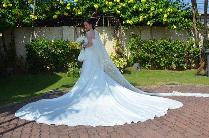 Wedding Gowns 2014-2015 by New Born Moda Fashion Shoppe - 002