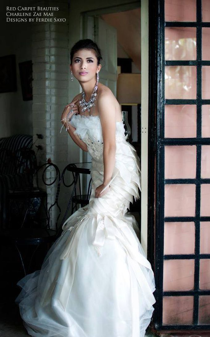 Wedding Gowns by ferdie sayo couture - 003