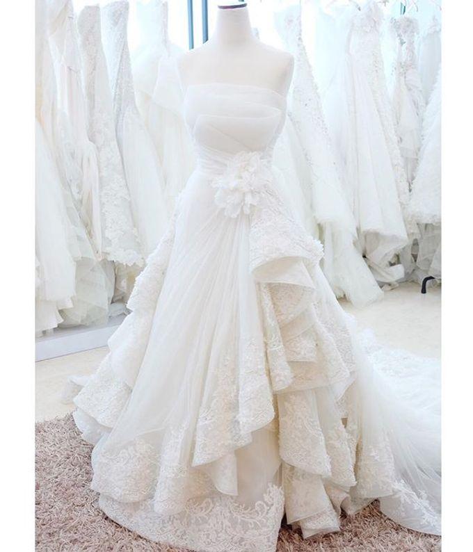 NEW ARRIVALS - WEDDING DRESS by LAMIIK BRIDAL - 012