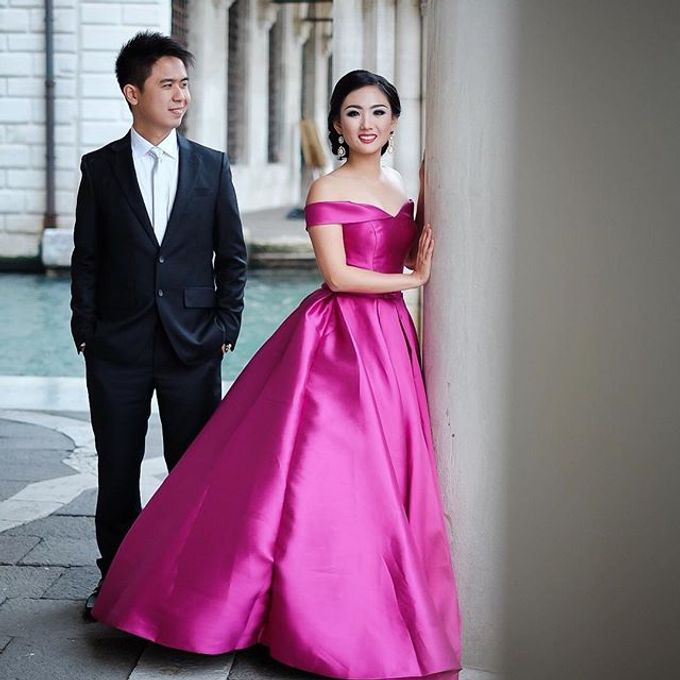 Prewedding Photoshoot by Fedya Make Up Artist - 008