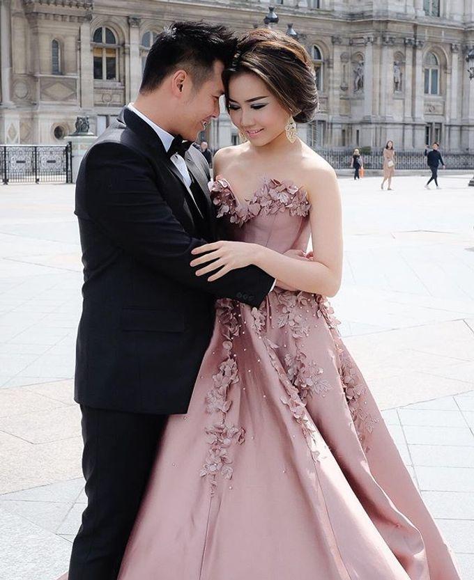 Prewedding Photoshoot by Fedya Make Up Artist - 009