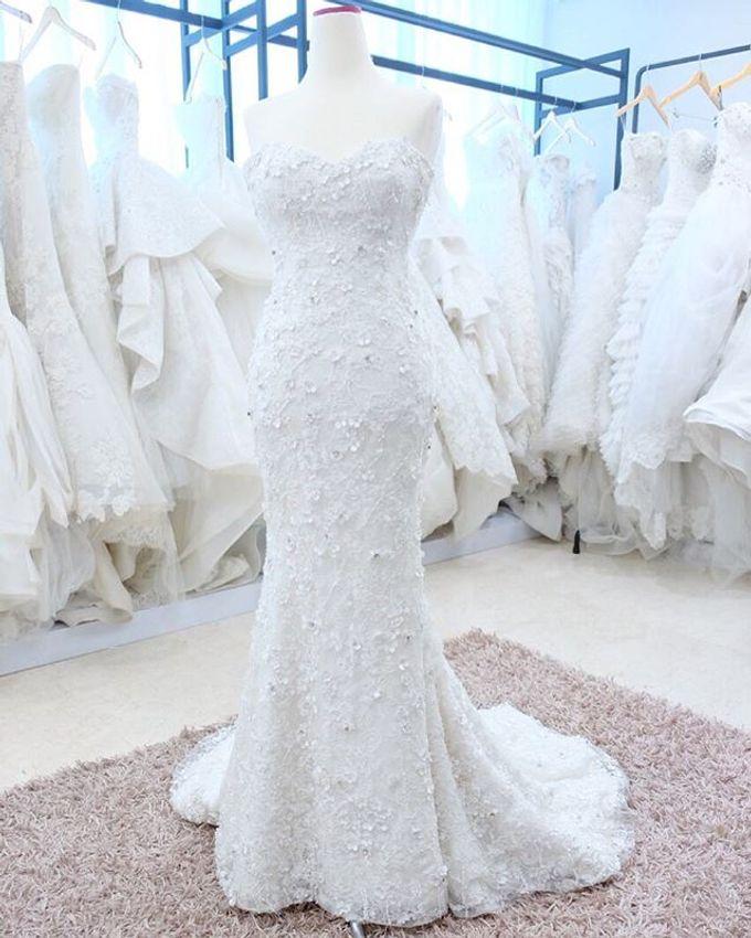 NEW ARRIVALS - WEDDING DRESS by LAMIIK BRIDAL - 021