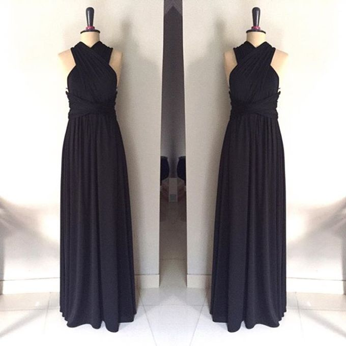 Convertible Bridesmaid Dress by The White Gallery - 003