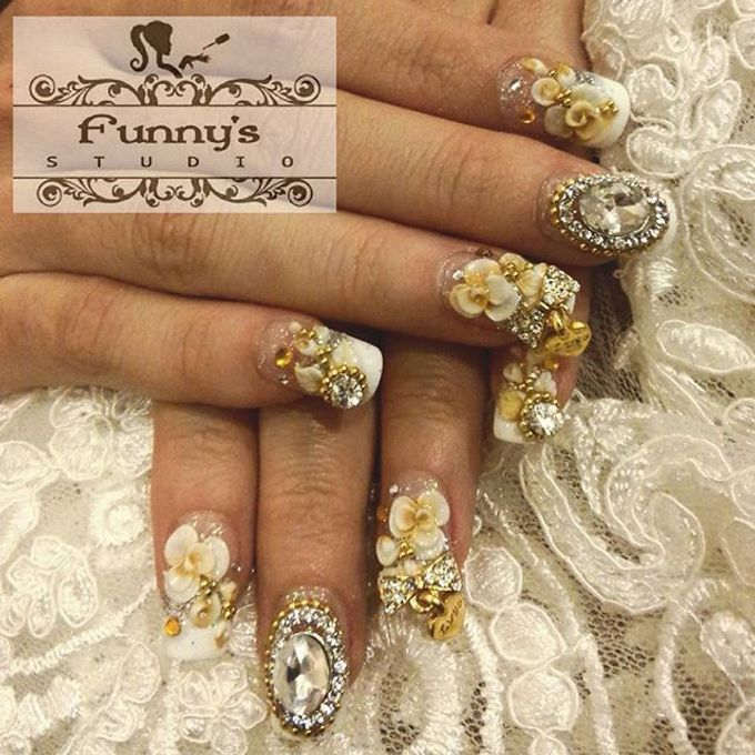 New Project by Funny's Nail art - 039