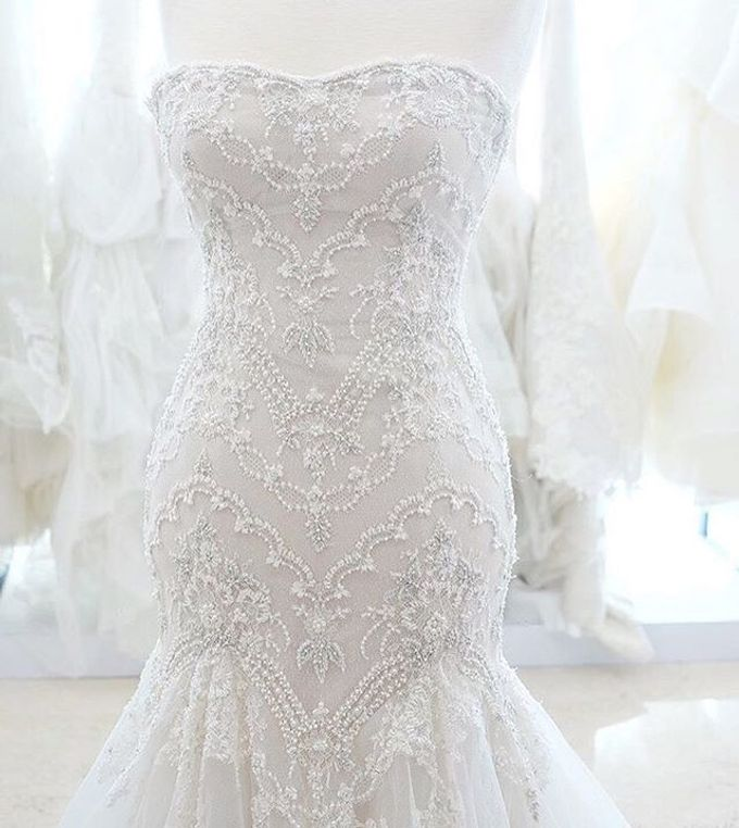 NEW ARRIVALS - WEDDING DRESS by LAMIIK BRIDAL - 001