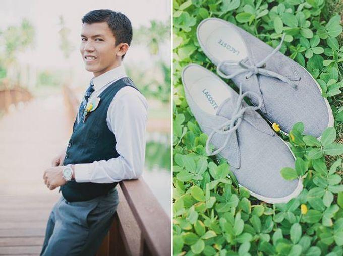 Narisma-Papasin Wedding by Hijo Resorts Davao - Banana Beach - 002