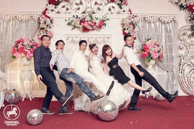 Julianto & Corry - Wedding Day by Carrousel Photography - 006