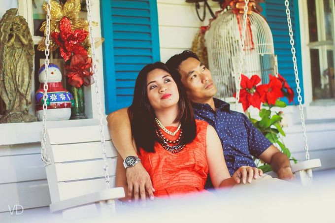 Noel & Ann Prenuptial Photoshoot at Madies Place by Madie's Place Bed & Breakfast, Events Venue - 013