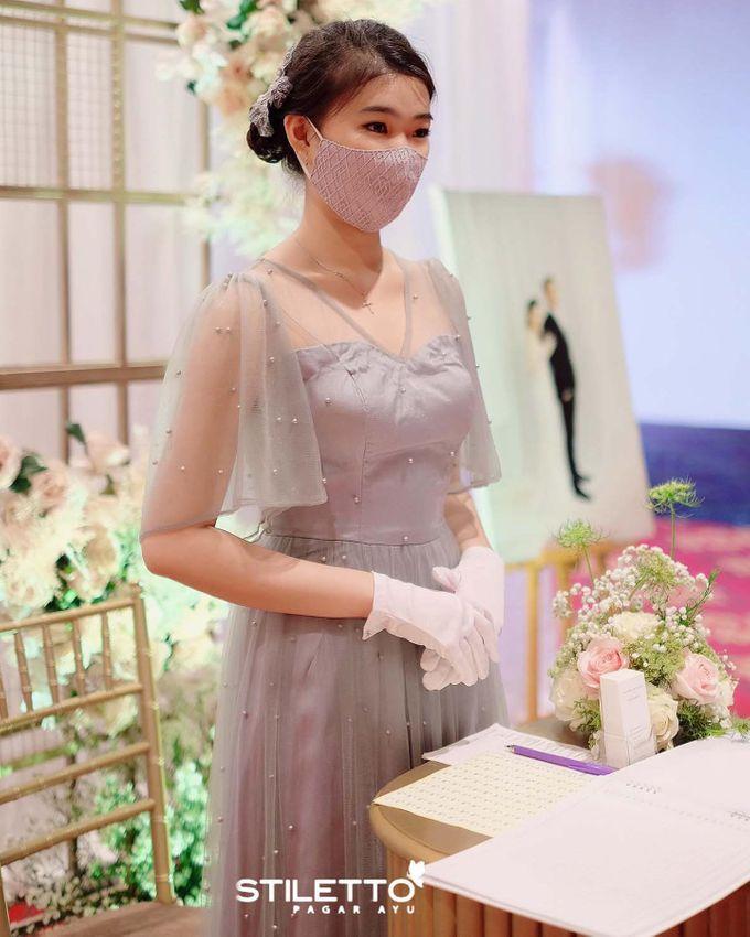 New normal wedding  by STILETTO PAGAR AYU - 042