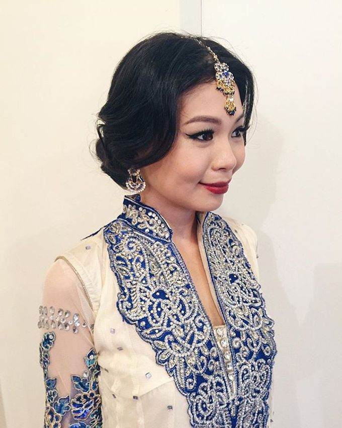 Occasion makeover by Jocelyn Tan Make Up - 008