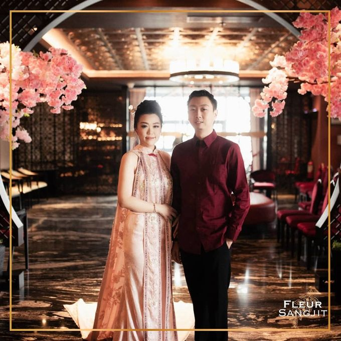 Sangjit of Rex & Desy by Royal Eight Chinese Dining - 001