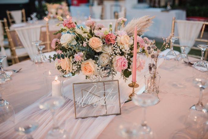 Wedding Kyomi & James by Bali Izatta Wedding Planner & Wedding Florist Decorator - 014