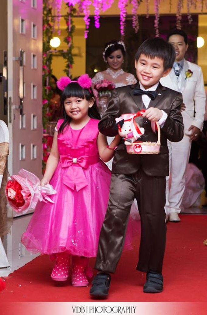Wedding Day Andi & Evelin by VDB Photography - 031