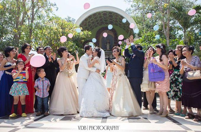Wedding Day Andi & Evelin by VDB Photography - 032