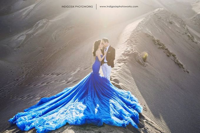 when i look at you by yan and elsa by The Penthouse Dress - 003