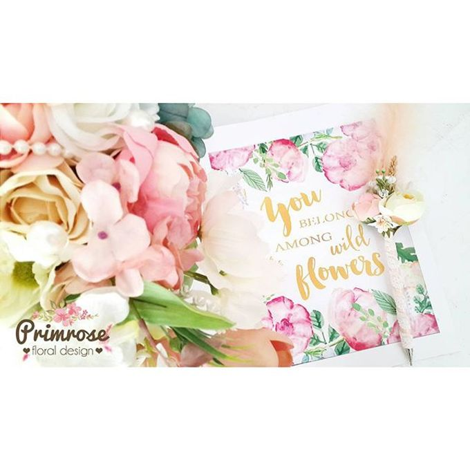 Wedding Accessories by Primrose Floral Design - 027