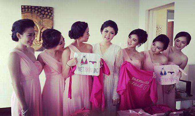 Andrew & Jessica Wedding by Sofitel Bali Nusa Dua Beach Resort - 010