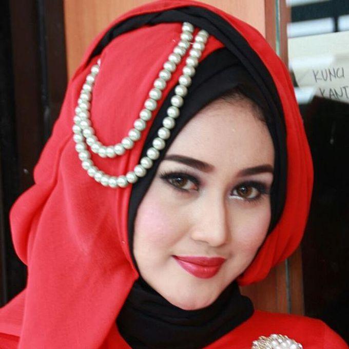 Make up and Hijab Stylist by OCIE Mua - 012