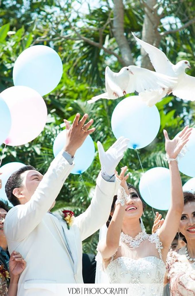 Wedding Day Andi & Evelin by VDB Photography - 029