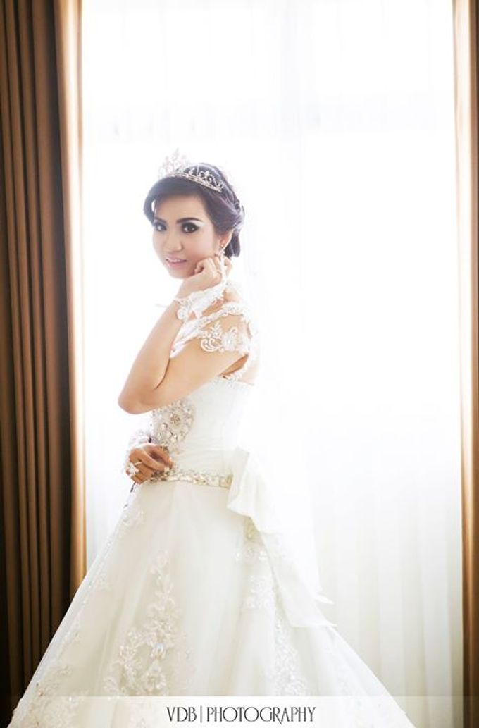 Wedding Day Andi & Evelin by VDB Photography - 007