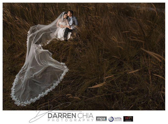 Pre wedding shoots by Darren Chia Photography - 002