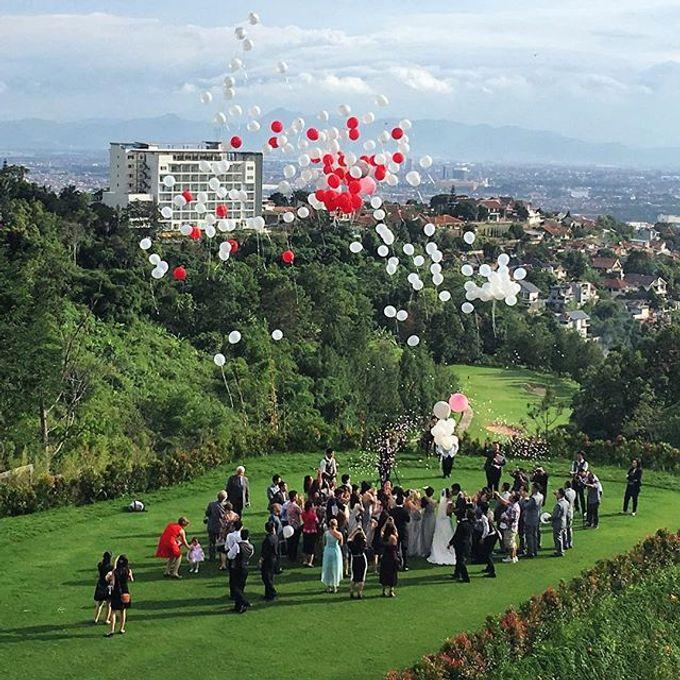 Wedding Venues at InterContinental Bandung Dago Pakar by InterContinental Bandung Dago Pakar - 007