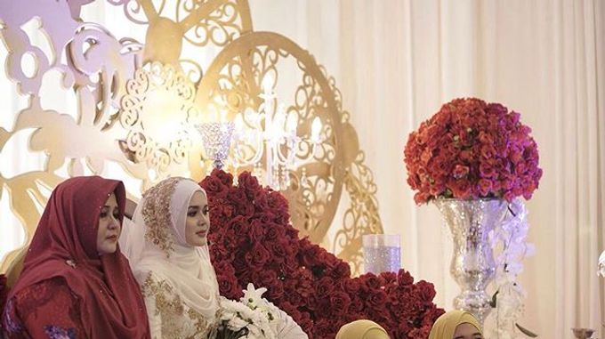 A Malay Traditional Wedding of Izzah & Firdaus by Drawn - 007