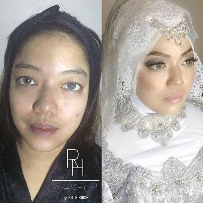 Wedding by RH Makeup - 003