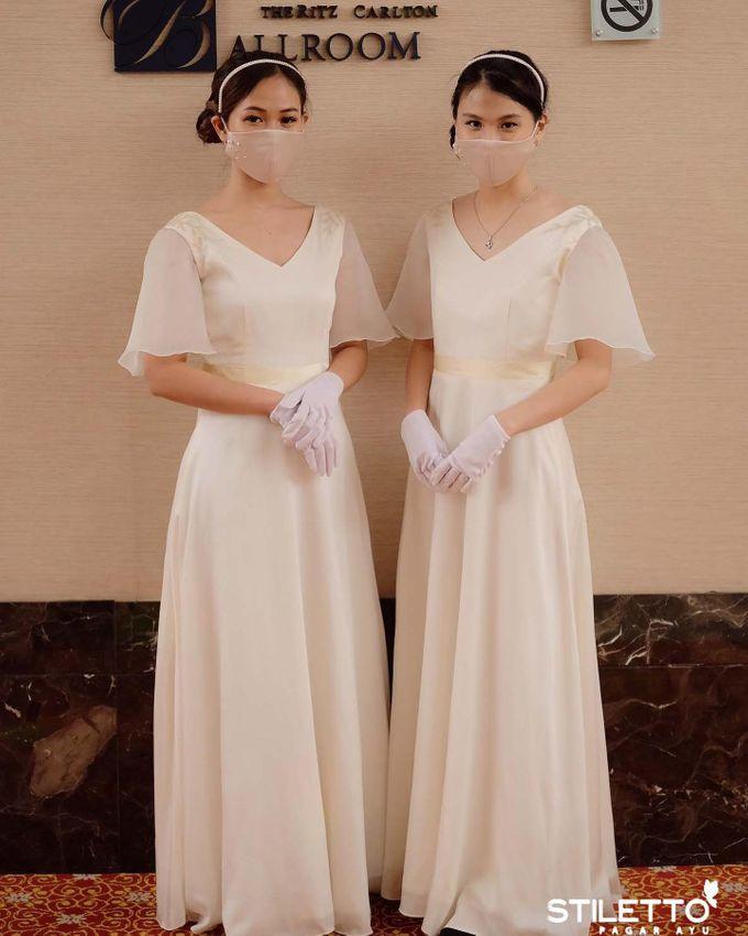 New normal wedding  by STILETTO PAGAR AYU - 044