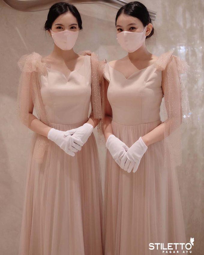 New normal wedding  by STILETTO PAGAR AYU - 045