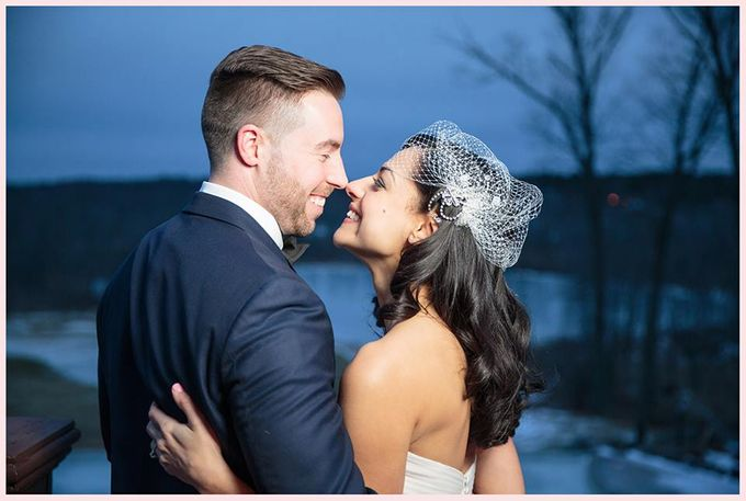 Diana and Corey Wedding by Lari Manz Hair & Makeup - 004
