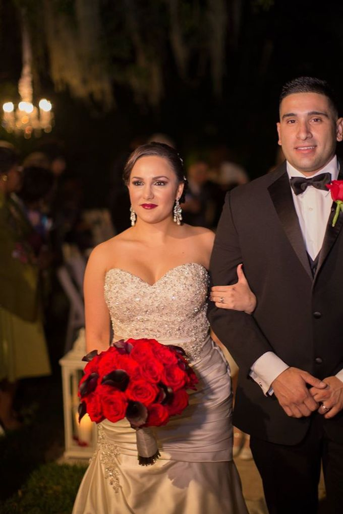 Denise & Fernando Wedding by Seven Arts & Productions - 016