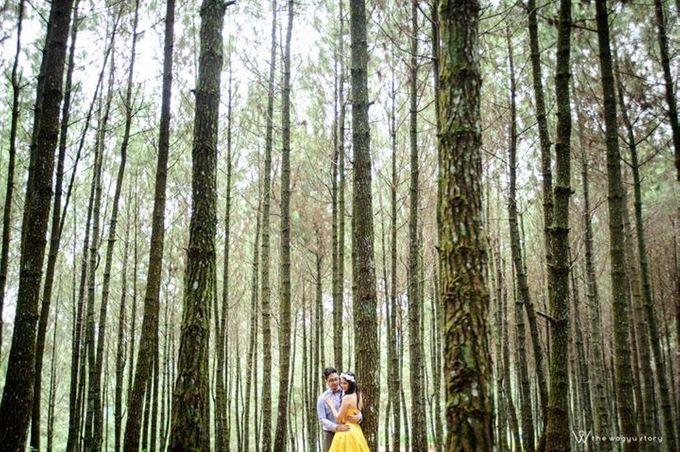 Engagement - Hindra and Meldiane by Jasmine Florist - 001