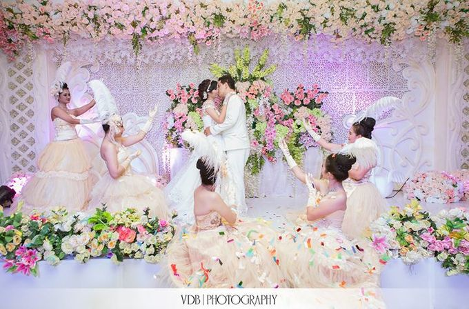 Wedding Day Andi & Evelin by VDB Photography - 040