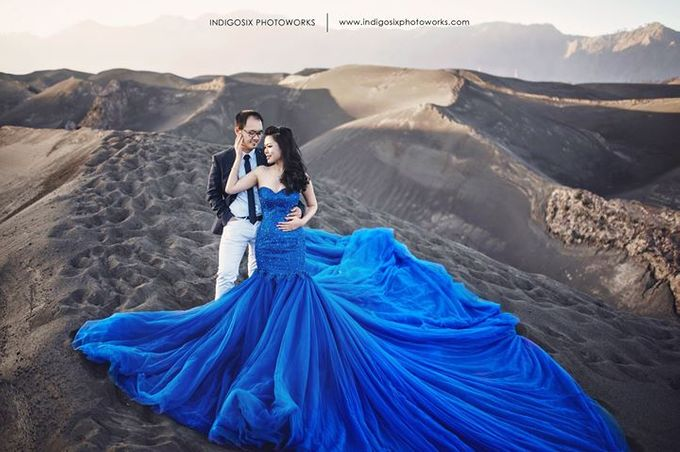when i look at you by yan and elsa by The Penthouse Dress - 007