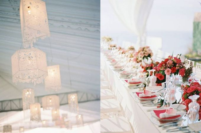 Adit & Celine Modern Ombre Wedding by Flying Bride - 017