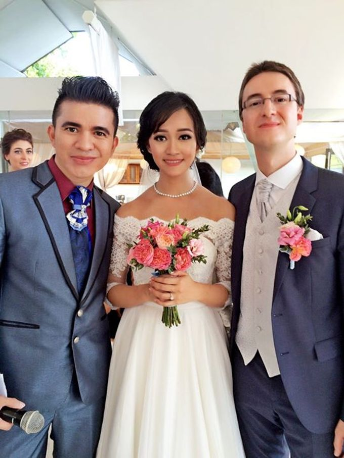 MC Pingkan and Karel Wedding by MC Rendy Rustam - 004