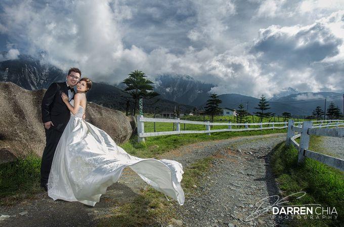 Pre wedding shoots by Darren Chia Photography - 003