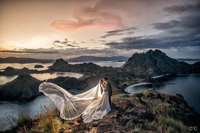Best Of Prewedding by Hendra & Andre  by Cheese N Click Photography - 039