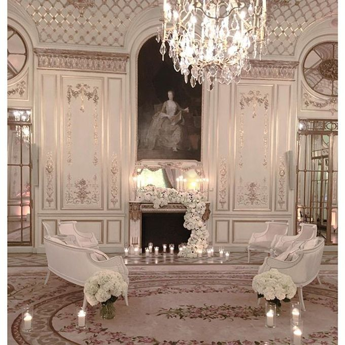 An overview of our weddings and events. by Luxe Paris Events - 018
