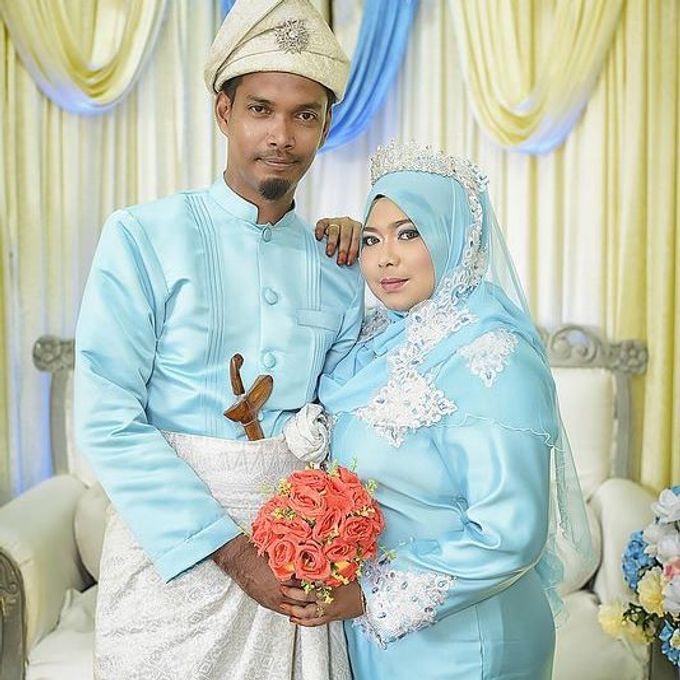 WEDDING FATIN AND AZIZAN by Opa Pakar Photography - 016