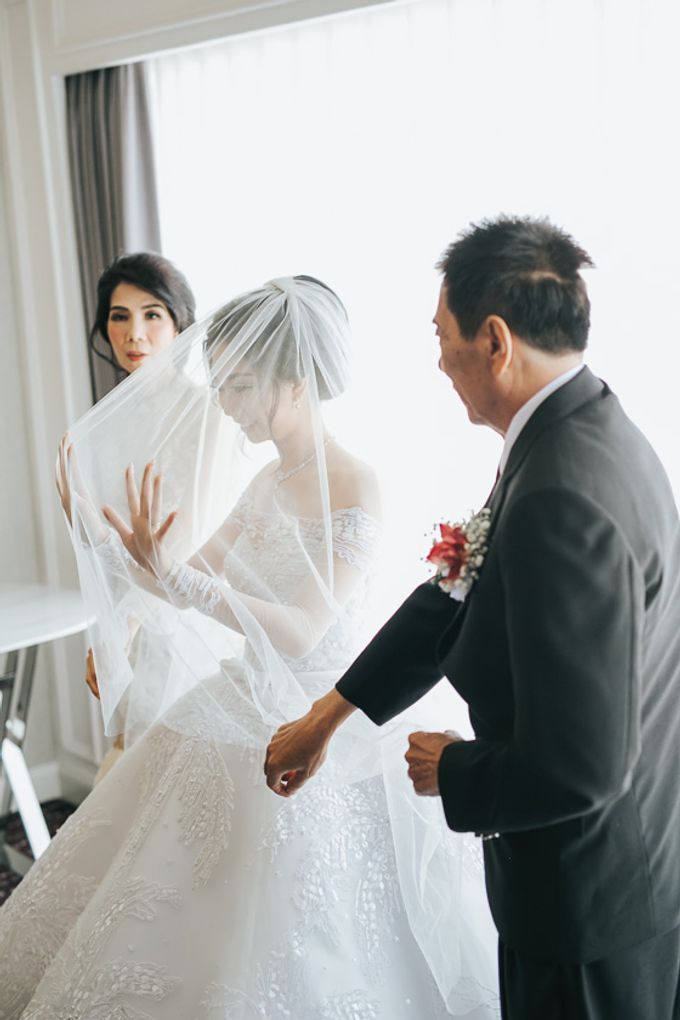Wedding Of  Steven & Kristie Part 1 by My Day Photostory - 021