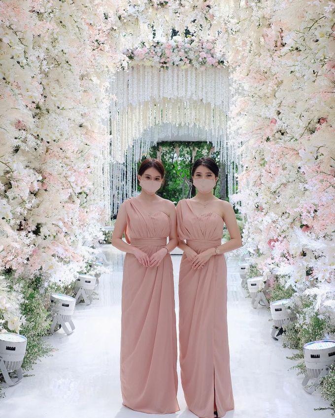 New normal wedding  by STILETTO PAGAR AYU - 043