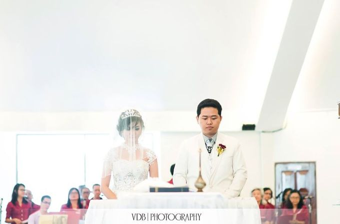 Wedding Day Andi & Evelin by VDB Photography - 023